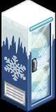 Harvestable-Ice Cooler