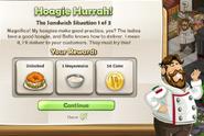 Hoagie Hurrah!