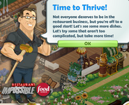 Time to Thrive!