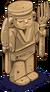 Decor-Mexican Statue