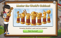 Master the World's Cuisines