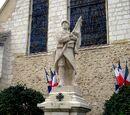 Le monument aux morts de Cherisy