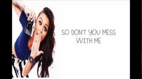 Cher Lloyd - Playa Boi Lyrics