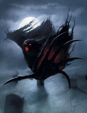 4e wraith