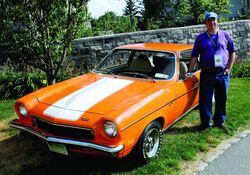 1973 Vega GT Millionth Vega - 2010 Hemmings Concours D 'Elegance