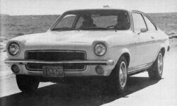 71 Vega coupe - R&T & Car Life Sept 1970