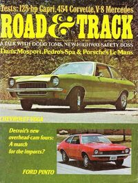 Road & Track - September 1970