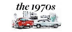 Car and Driver's 60th Anniversary The 1970s June 2015