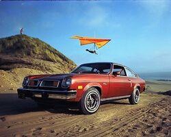 76 Pontiac Astre