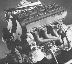 Cosworth Vega - Aug. 1973
