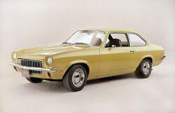 1971 Vega Sedan Hemmings Daily Sept. 21, 2016