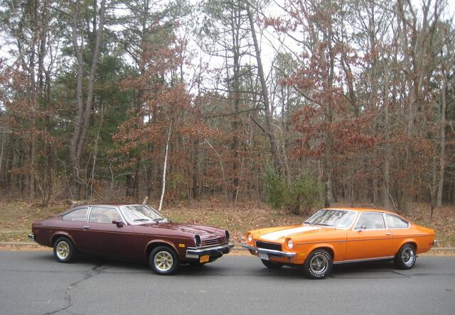 File:73 Vega GT & 76 Cosworth Vega.jpg