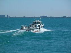 Chicago Patrol Boat (Lake Michigan)