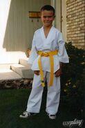 Toews karate