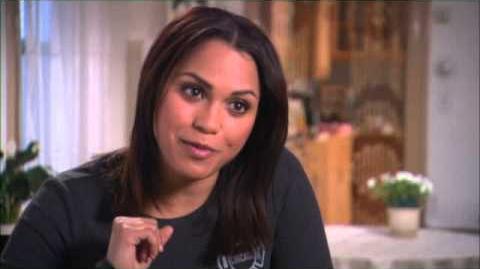 Chicago fire Nazdarovya Monica Raymund Interview