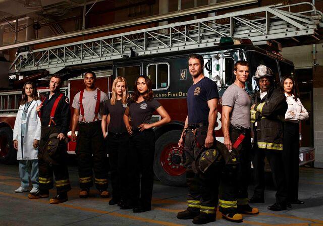 File:Chicago fire cast.jpeg