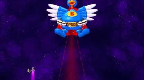 Chicken Invaders 4 - Part 1 In a Galaxy Far, Far Away...