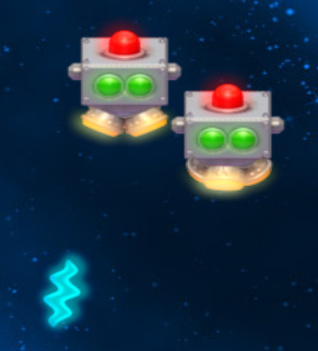 File:Chicken Invaders Ultimate Omelette Space Burger Headquarters Security Droid.png