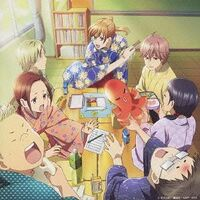 CD Cover - OST 3