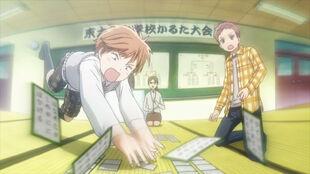 Chihayafuru Wiki - Chihayafuru Anime Screenshots (230)