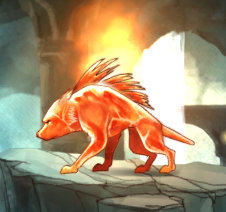 File:Fire Wolf.png