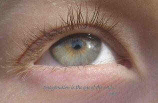 Lauren's eye