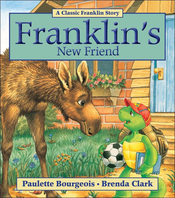 The Franklin Cover Up Book : Franklin s new friend children books wiki fandom