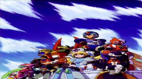 Mega Man X Command Mission OST, T24 Sadness and Regret I