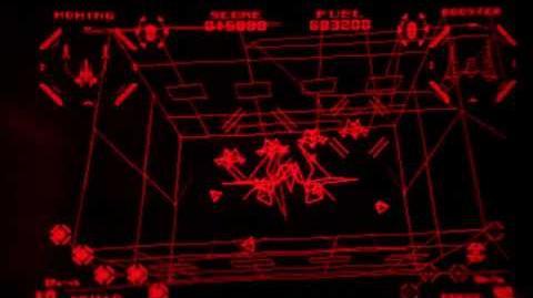 Red Alarm on Virtual Boy in HD
