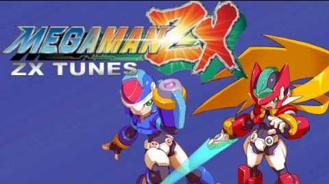 Mega Man ZX Tunes OST - T09 Sky High - Grand Nuage - (Theme Of Guardian)