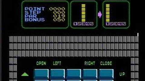 Stack Up - NES Gameplay