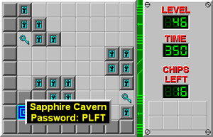 CCLP1 Level 46