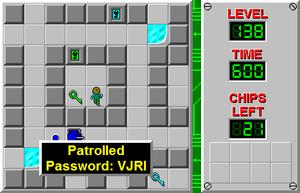 CCLP2 Level 138