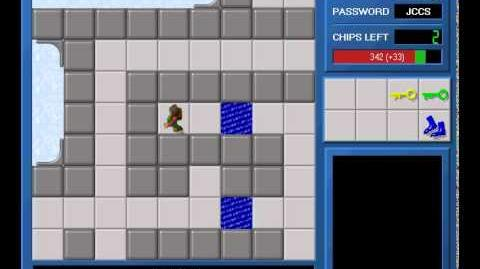 CCLP1 level 95 solution - 309 seconds