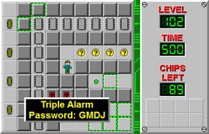 CCLP3 Level 102