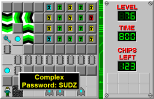 CCLP3 Level 76