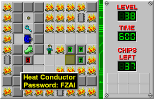 CCLP1 Level 38