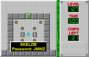 Level 127