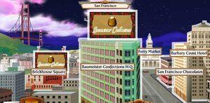 San Francisco 2b