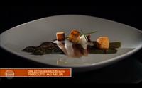 Jackie's Truffle Oil Asparagus