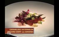 Andrea's Carmelized Watermelon