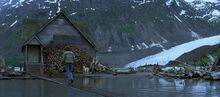 Lake Kgun cabin