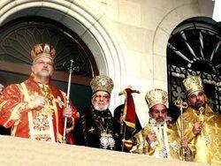 Antiochian bishops