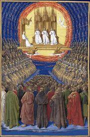 La Trinité et tous les saints