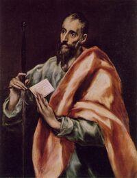 St. Paul ElGreco