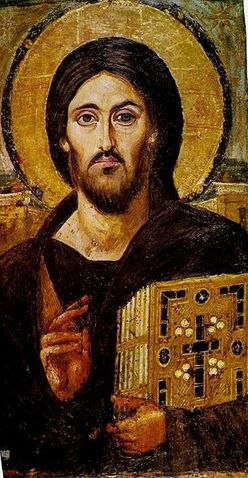 File:Christ the Savior from the St. Catherine's Monastery.jpg