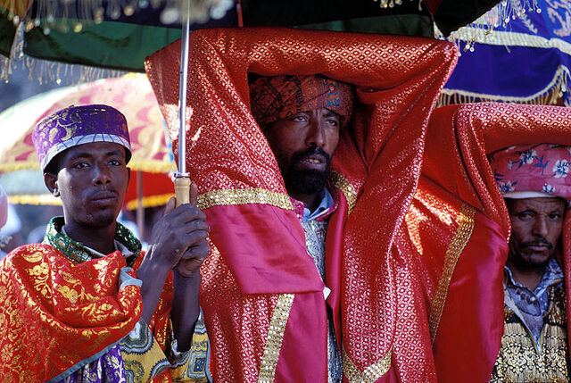 File:Timket Ceremony Gondar Ethio.jpg