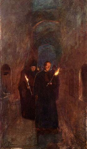 File:A-Procession-in-the-Catacomb-of-Callistus.jpg