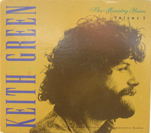 File:Keith Green-The Ministry Years-Volume 2 (1980-1982).jpg