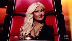 Christina aguilera 2012 02 13